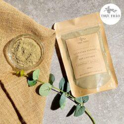 Bột lavender 100% nguyên chất tại Thực Thảo