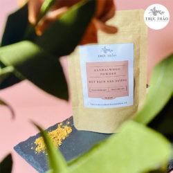 Bột bạch đàn hương 100% nguyên chất tại Thực Thảo