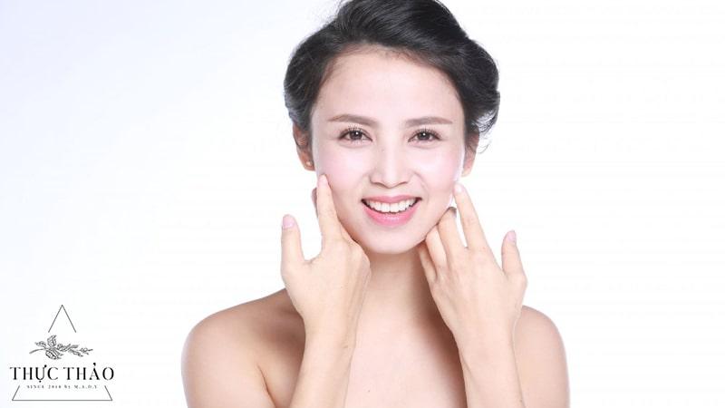 Mặt nạ từ bột củ sen mang lại sự mịn màng cho làn da
