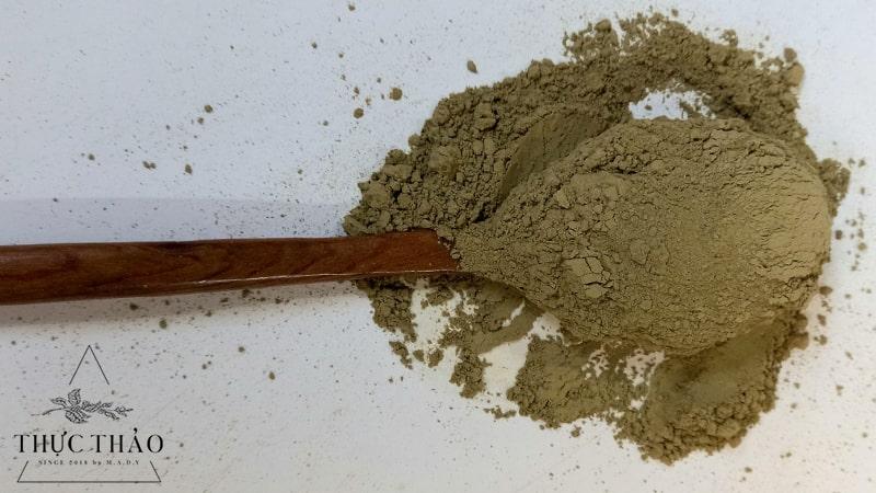Bột lá sen 100% nguyên chất tại Thực Thảo
