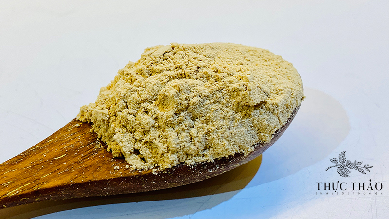 Bột vỏ bưởi Thực Thảo 100% nguyên chất, ngừa mụn, kháng viêm, kiềm nhờn