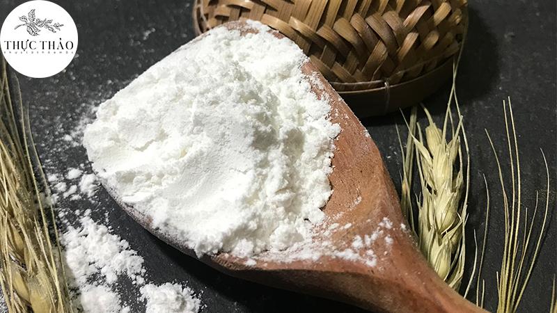 Tìm mua tinh bột cám gạo nguyên chất dùng cho da