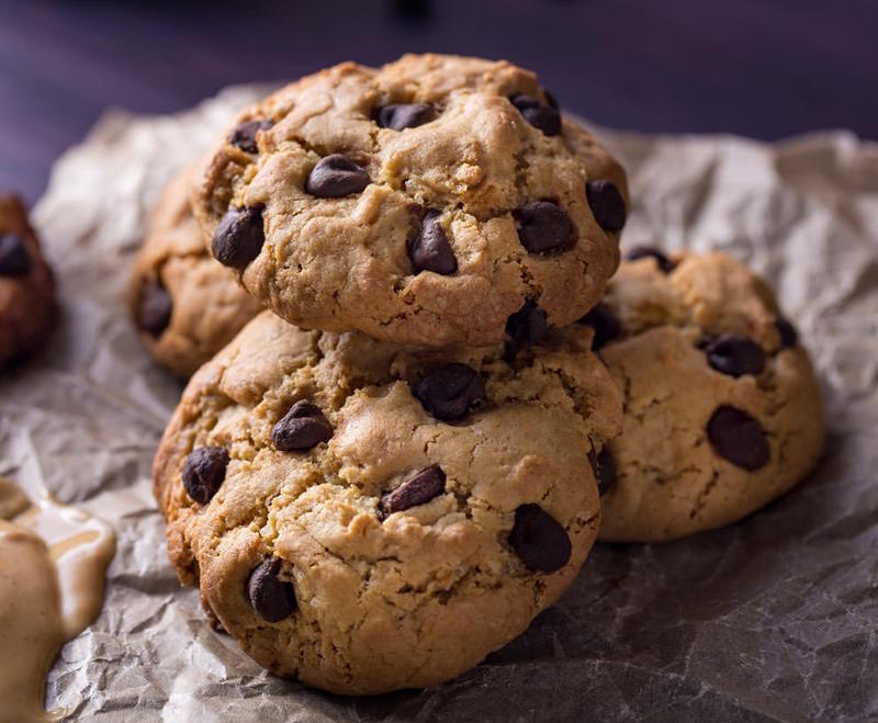 Làm bánh quy từ bột bắp Thực Thảo