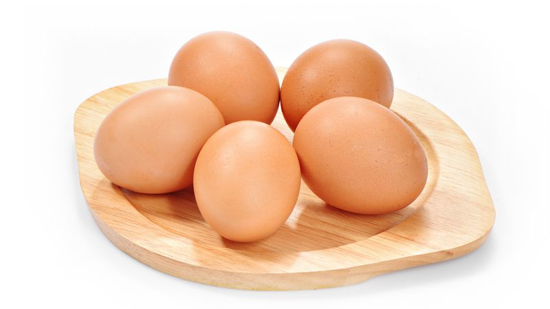 Giá trị dinh dưỡng trong trứng gà