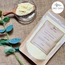 Bột bắp nguyên chất dùng trong chế biến thực phẩm, làm bánh, nấu chè tại Thực Thảo