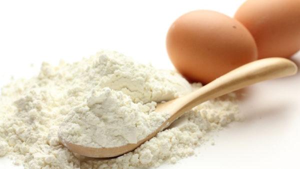 Bột lòng trắng trứng nguyên chất