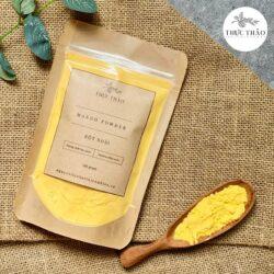 Bột trái xoài nguyên chất, sử dụng được trong ăn uống
