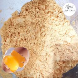 Bột lòng đỏ trứng 100% nguyên chất Thực Thảo