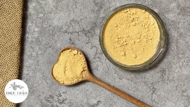 Thực Thảo - địa chỉ cung cấp bột từ quả mãng cầu nguyên chất, dùng trong thực phẩm