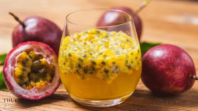 Chanh dây là loại trái cây nhiệt đới được nhiều người yêu thích