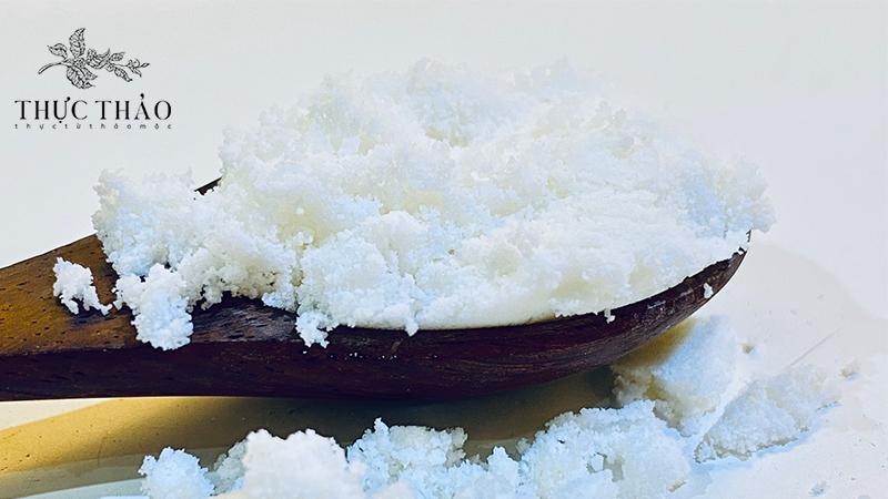 Bột dừa nguyên chất xay mịn tại Thực Thảo