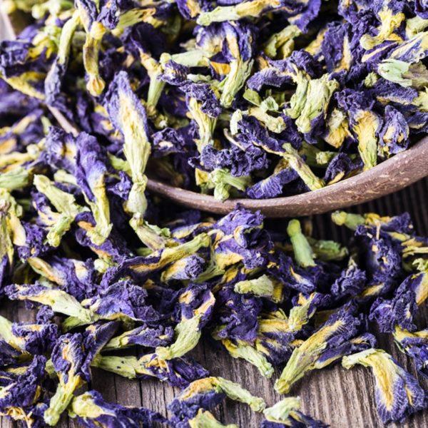 Công dụng trà hoa đậu biếc