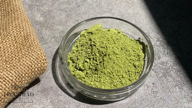 Chất bột cần tây nguyên chất mịn, thơm tại Thực Thảo