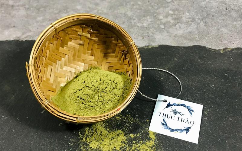 Tìm mua bột trà xanh nguyên chất ở đâu