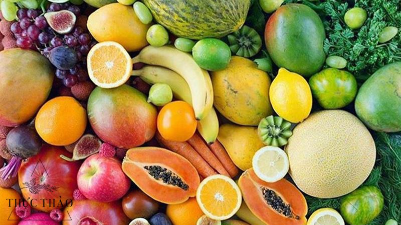 Bột trái cây tại Thực Thảo đa dạng, giá cả cạnh tranh, sử dụng cho ăn uống, làm đẹp