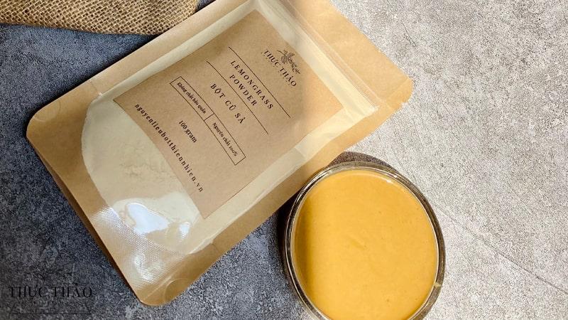 Tìm mua bột sả dùng cho thực phẩm tại thành phố Hồ Chí Minh