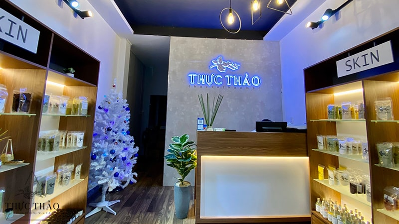 Đến Showroom Thực Thảo được xm thêm nhiều loại bột thiên nhiên nguyên chất