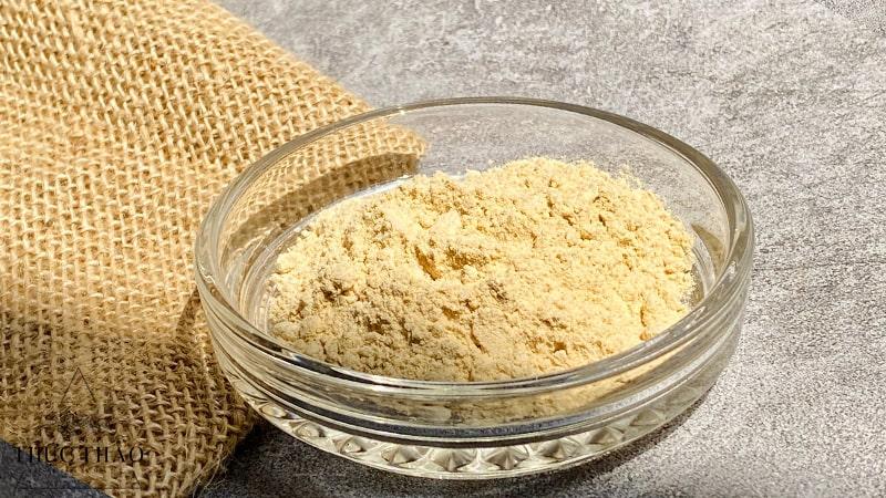 Sả bột thay thế sả tươi vừa tiện lợi lại tiết kiệm