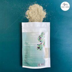 Bột tắm body từ các loại thảo mộc trị mụn, làm trắng và dưỡng ẩm cho da