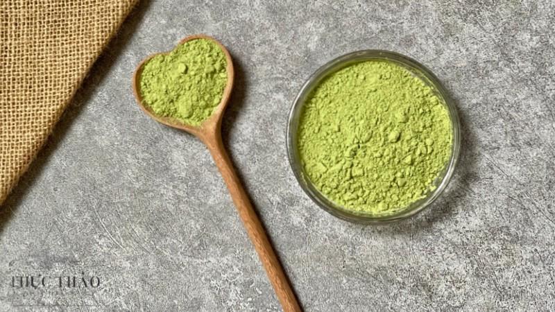 Bột cần tây mật ong chất mịn, thơm, nguyên chất tại Thực Thảo