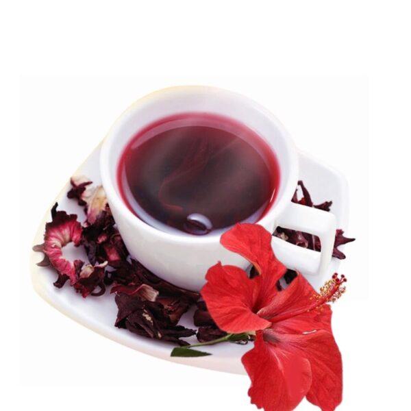 Bất ngờ trước công dụng trà hoa dâm bụt (râm bụt)