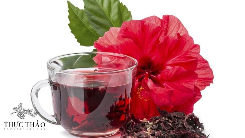 Giảm căng thẳng, stress và trầm cảm nhờ tách trà hoa dâm bụt