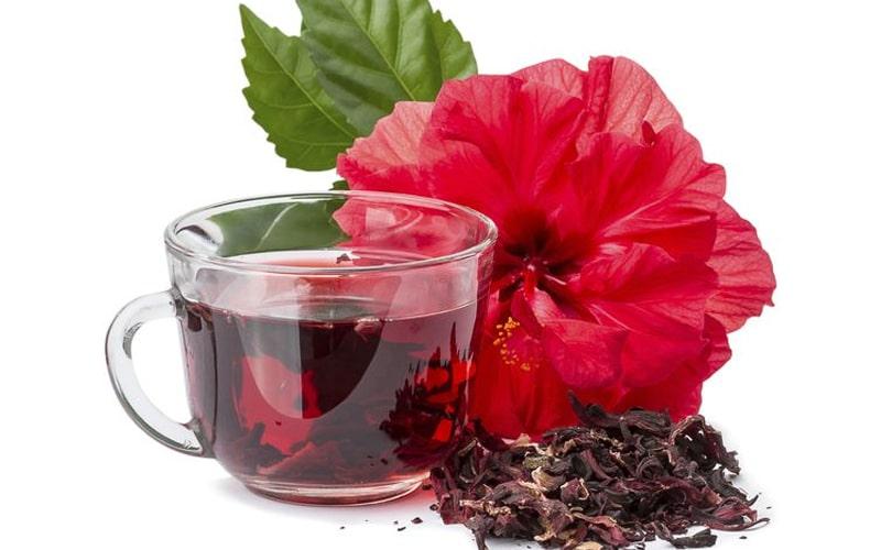 Công dụng trà hoa râm bụt đối với sức khỏe