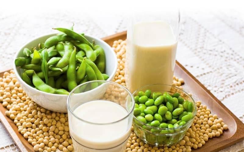 Uống mầm đậu nành có những tác dụng gì?