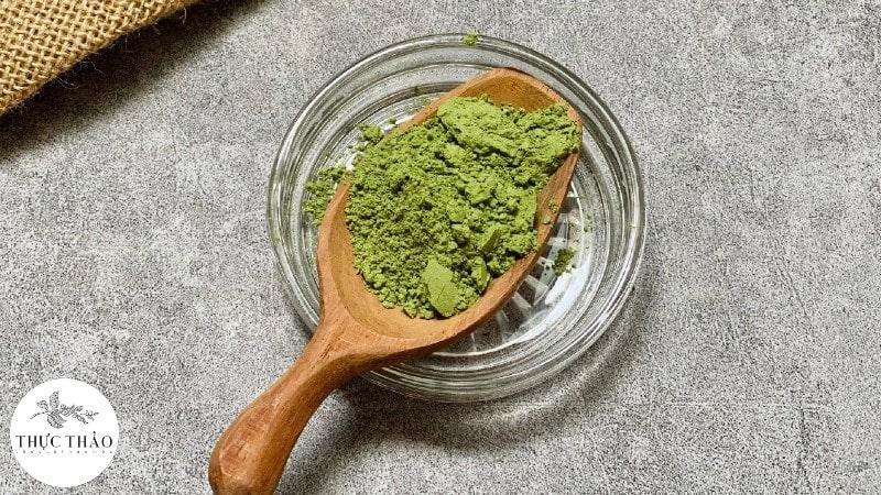 Bột cải bó xôi 100% nguyên chất tại Thực Thảo
