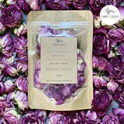 Trà hoa hồng đẹp da giữ dáng tại Thực Thảo