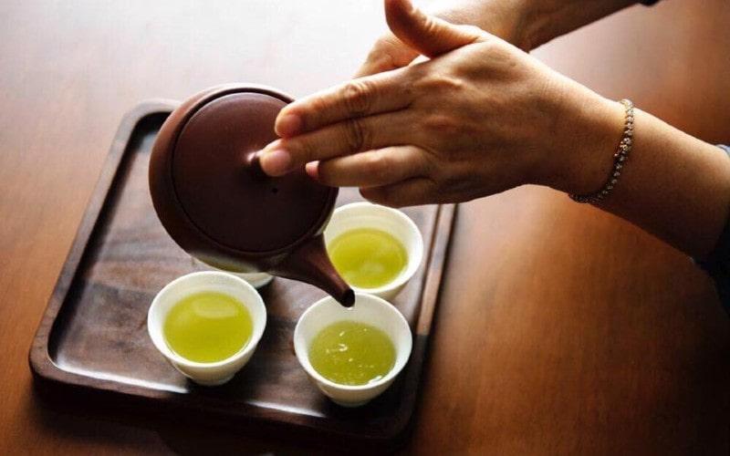 Thời điểm uống trà giúp cơ thể khỏe mạnh, hỗ trợ sức khỏe