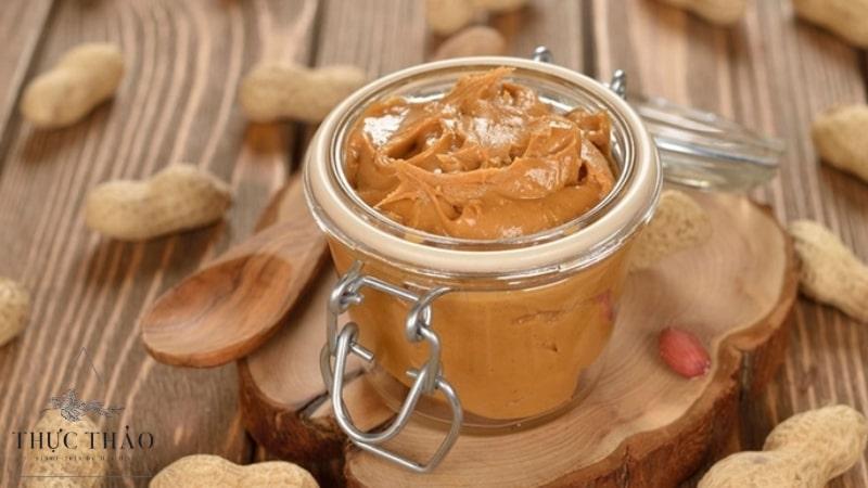 Bơ đậu phộng là sản phẩm được sử dụng phổ biến