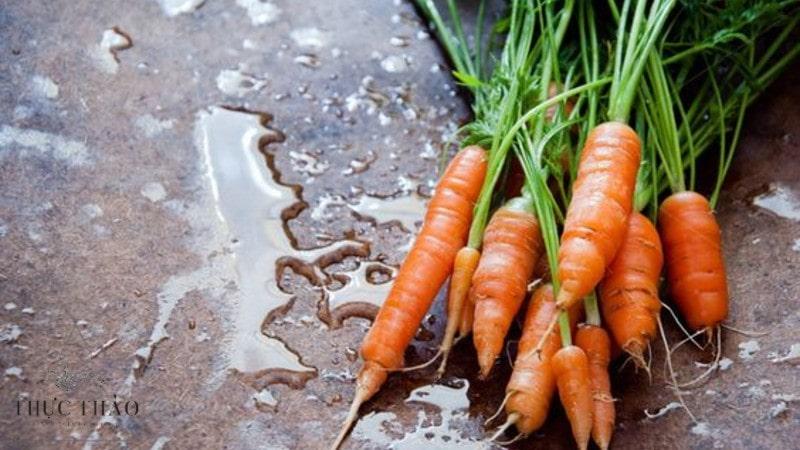 Cà rốt là loại thực phẩm giàu dinh dưỡng