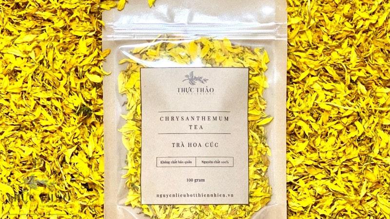 Thực Thảo địa chỉ cung cấp trà thảo mộc uy tín