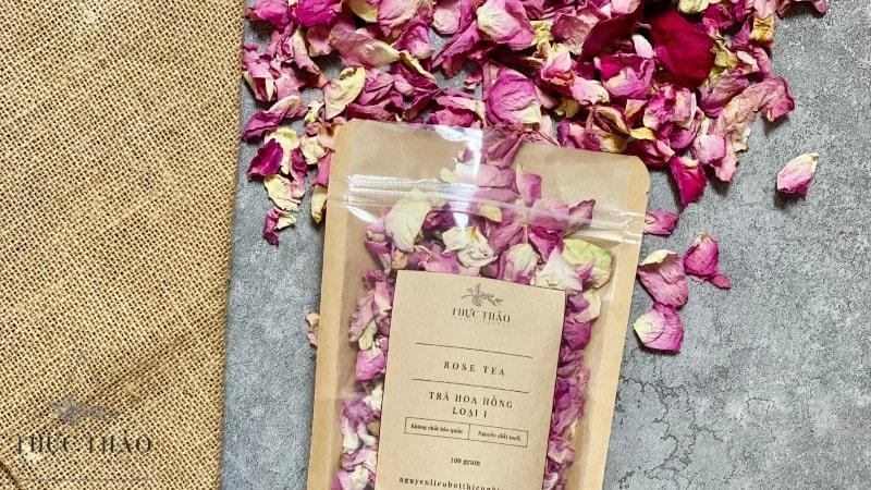 Thưởng thức tách trà hoa thật thi vị và nhiều dưỡng chất