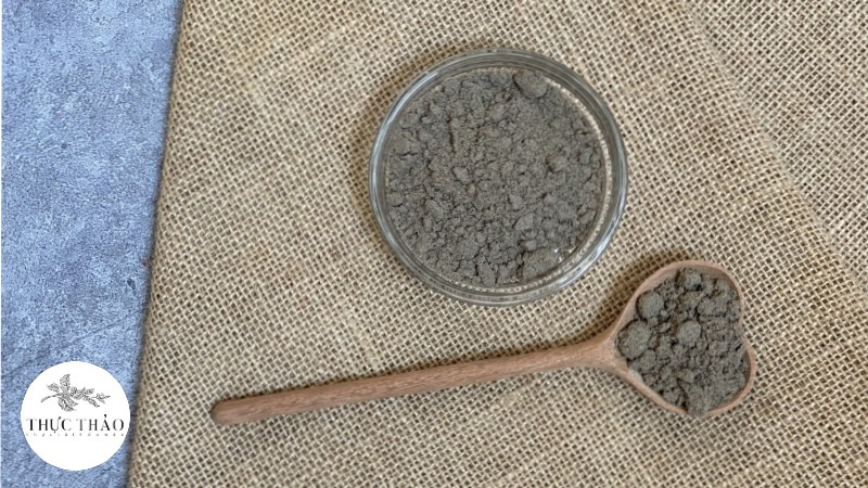 Dùng mè đen gạo lứt djang bột thay thế bữa ăn sáng