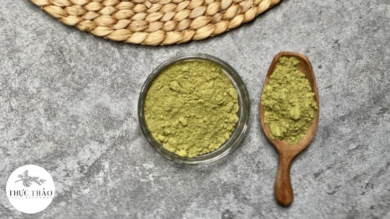 Bột từ lá hương thảo mang lại nhiều ứng dụng trong cuộc sống