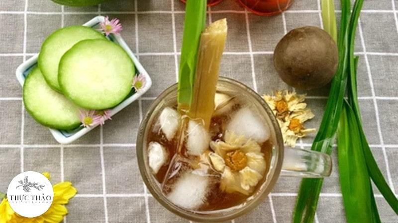 Thực Thảo có nhiều loại trà thảo dược tốt cho sức khỏe