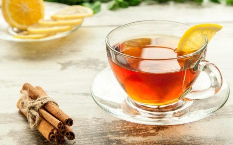 Công dụng trà lát cam, vỏ quế và mật ong tăng cường đề kháng
