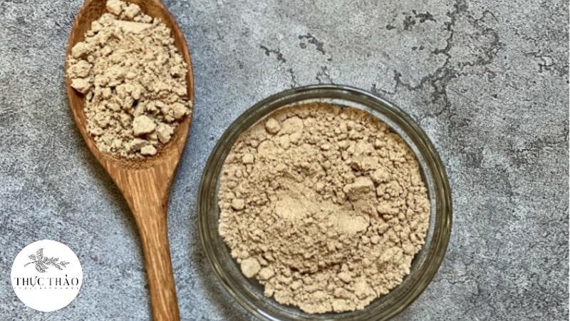 Chất bột gạo lứt rang nguyên chất và giàu dinh dưỡng tại Thực Thảo