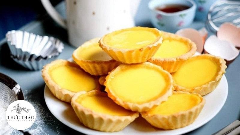 Bột nguyên trứng dễ dàng thay thế trứng tươi trong làm bánh, chế biến thực phẩm