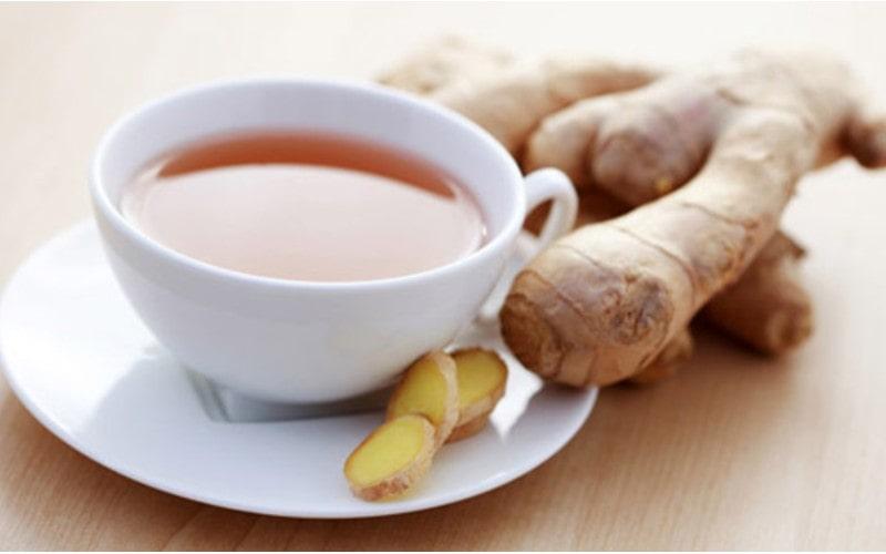 Lợi ích khi uống trà gừng cho sức khỏe