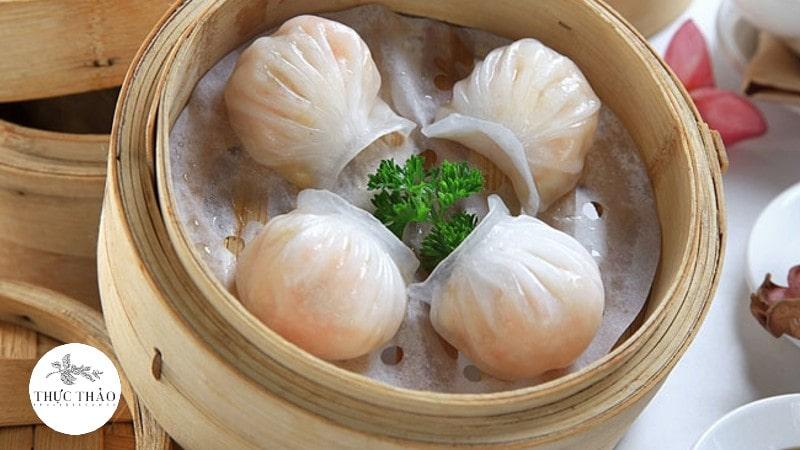 Món hấp ít dầu mỡ thích hợp cho người ăn kiêng hoặc hay chướng bụng